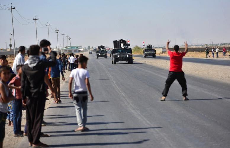Toan canh quan doi Iraq danh chiem Kirkuk tu tay nguoi Kurd-Hinh-7