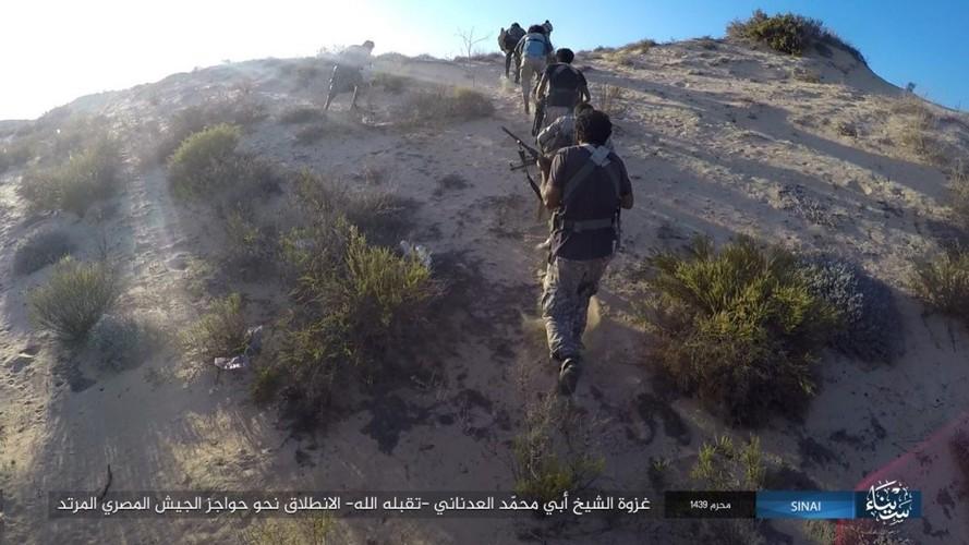 Anh: Phien quan IS tan sat nhieu linh Ai Cap o Sinai-Hinh-12