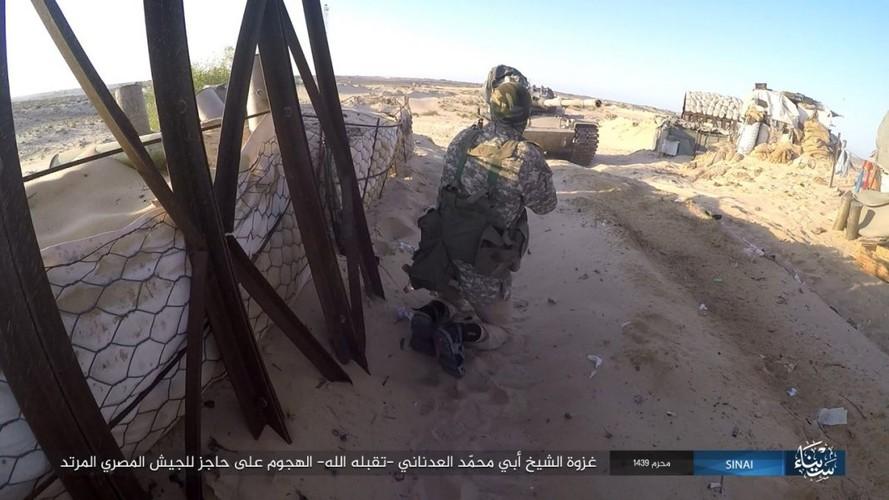 Anh: Phien quan IS tan sat nhieu linh Ai Cap o Sinai-Hinh-4