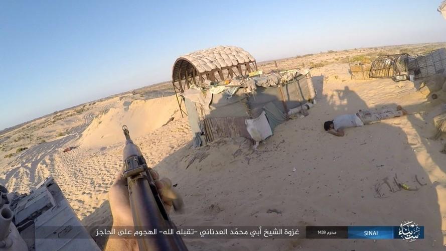 Anh: Phien quan IS tan sat nhieu linh Ai Cap o Sinai-Hinh-5
