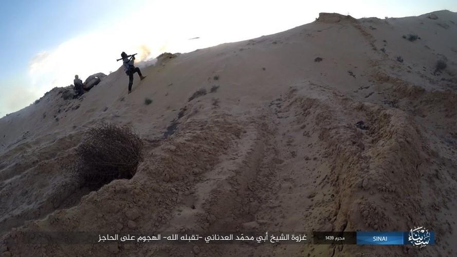 Anh: Phien quan IS tan sat nhieu linh Ai Cap o Sinai-Hinh-6