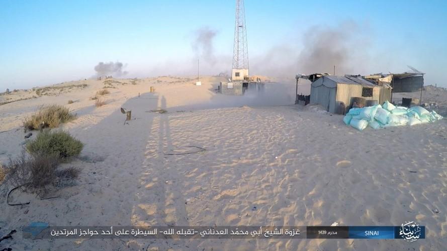 Anh: Phien quan IS tan sat nhieu linh Ai Cap o Sinai-Hinh-7