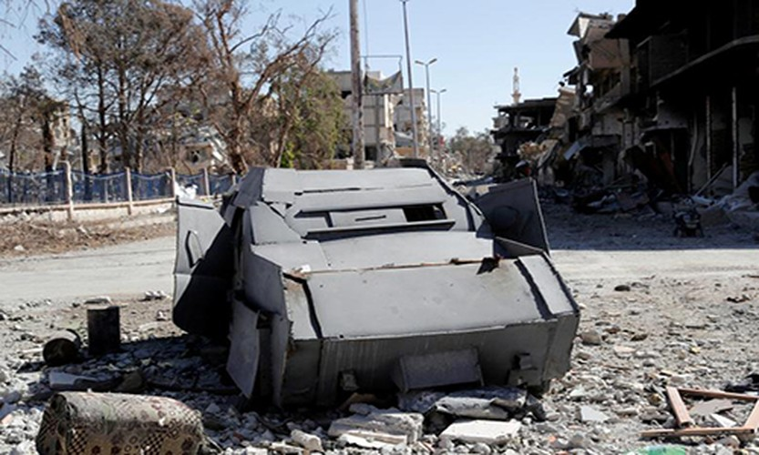 Hai hung nhung thu phien quan IS bo lai o Syria-Iraq