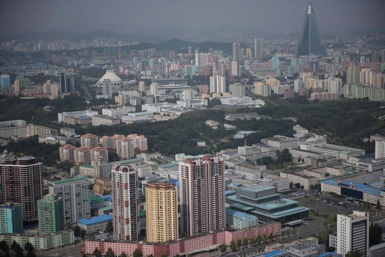 Kinh ngac thu do Binh Nhuong, Trieu Tien nhin tu tren cao-Hinh-13