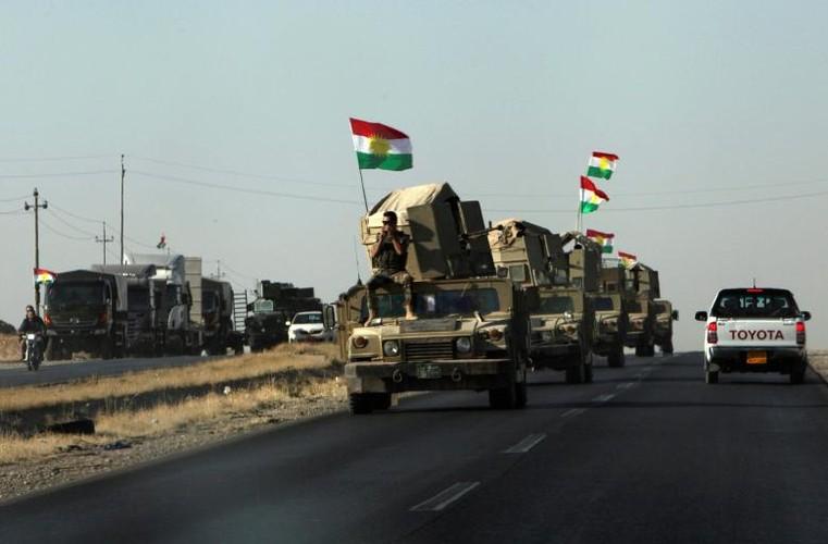 Anh: Giao tranh ac liet, Iraq kiem soat hoan toan tinh Kirkuk-Hinh-11