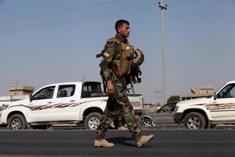 Anh: Giao tranh ac liet, Iraq kiem soat hoan toan tinh Kirkuk-Hinh-13