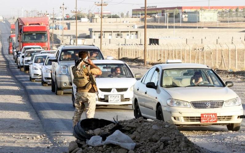 Anh: Giao tranh ac liet, Iraq kiem soat hoan toan tinh Kirkuk-Hinh-14