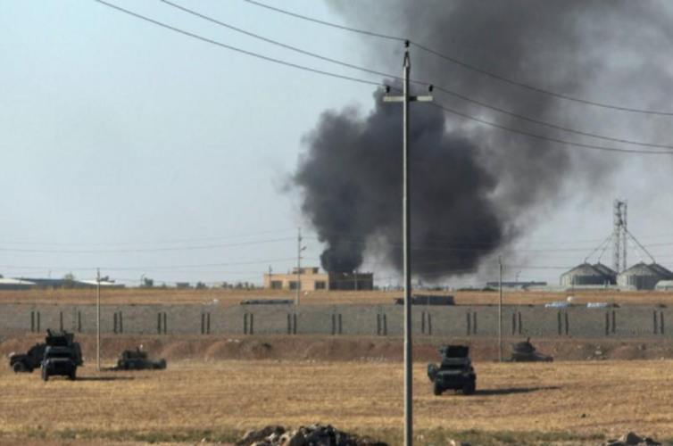 Anh: Giao tranh ac liet, Iraq kiem soat hoan toan tinh Kirkuk-Hinh-2