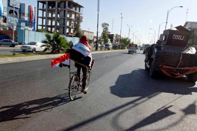 Anh: Giao tranh ac liet, Iraq kiem soat hoan toan tinh Kirkuk-Hinh-4