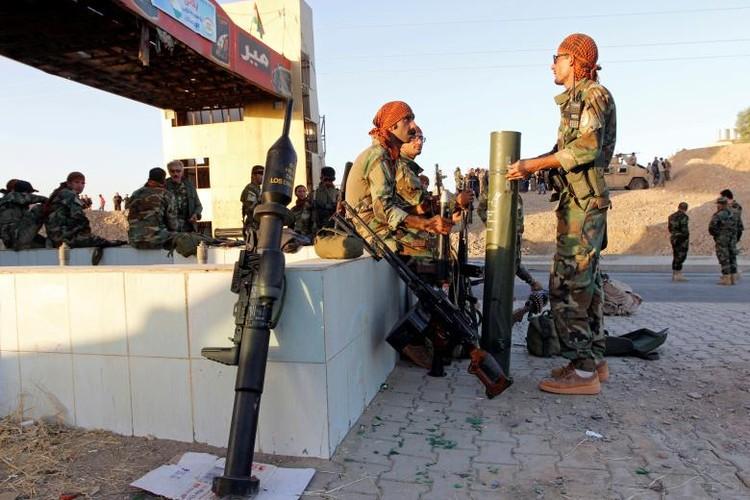 Anh: Giao tranh ac liet, Iraq kiem soat hoan toan tinh Kirkuk-Hinh-5