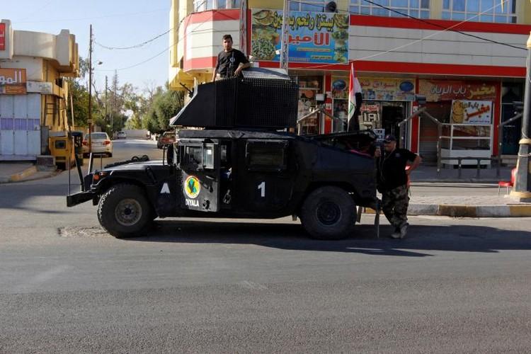 Anh: Giao tranh ac liet, Iraq kiem soat hoan toan tinh Kirkuk-Hinh-6