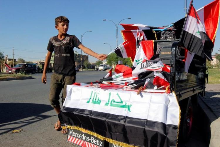 Anh: Giao tranh ac liet, Iraq kiem soat hoan toan tinh Kirkuk-Hinh-7