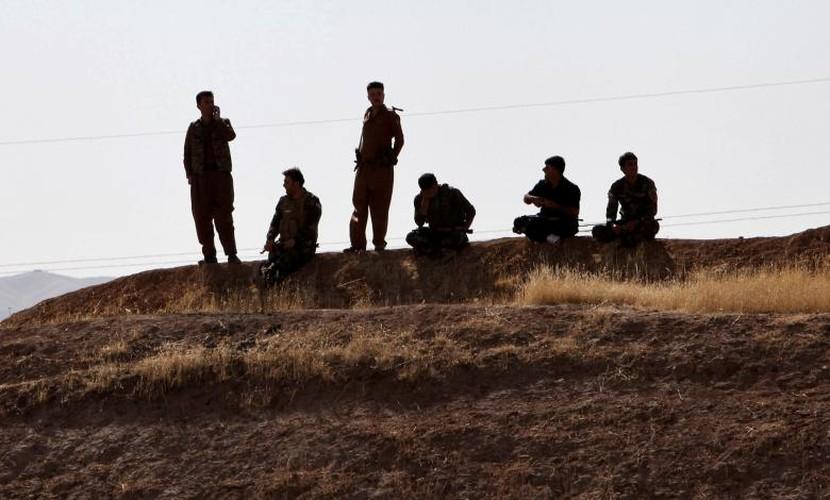 Anh: Giao tranh ac liet, Iraq kiem soat hoan toan tinh Kirkuk-Hinh-8