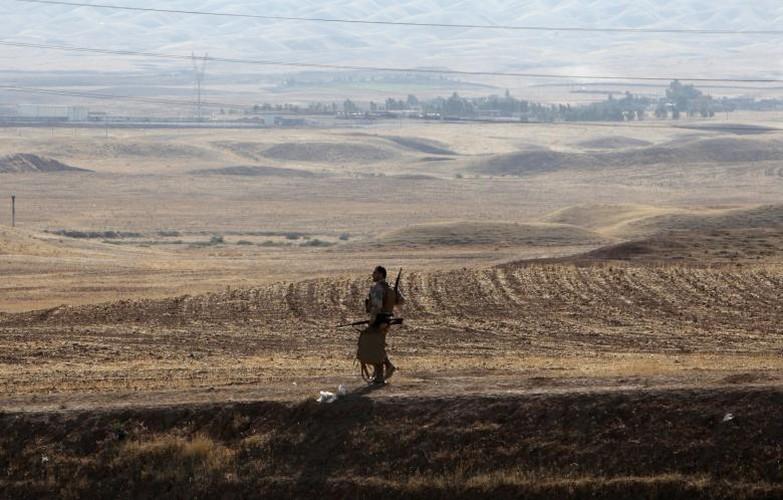 Anh: Giao tranh ac liet, Iraq kiem soat hoan toan tinh Kirkuk-Hinh-9