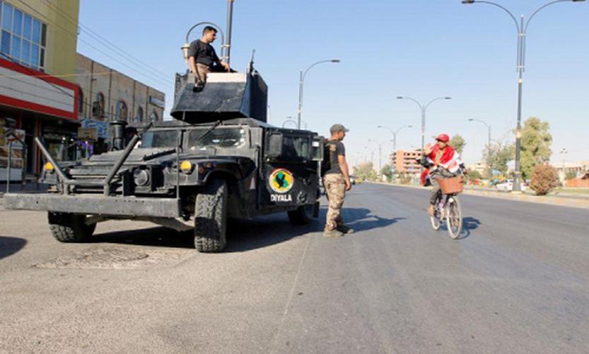 Anh: Giao tranh ac liet, Iraq kiem soat hoan toan tinh Kirkuk