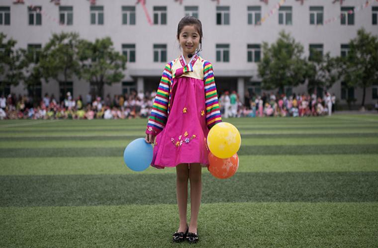 """Cuoc song ben trong Trieu Tien khong """"nhat"""" nhu nguoi ta ke"""