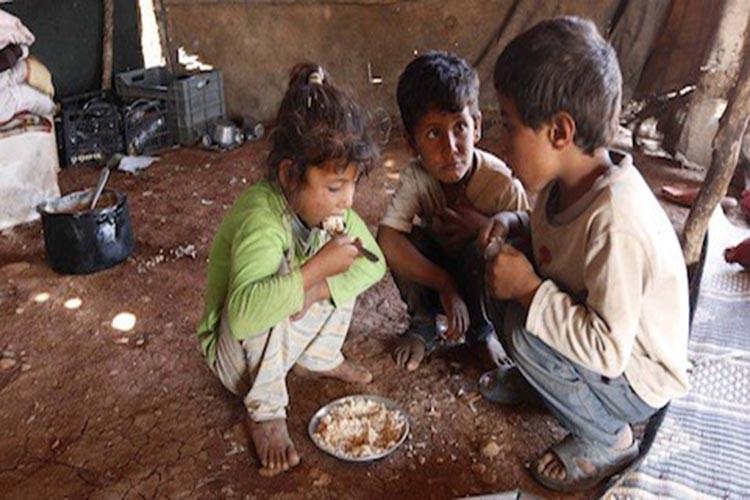 Nhoi long tham canh cua tre em Syria do khung hoang luong thuc-Hinh-10