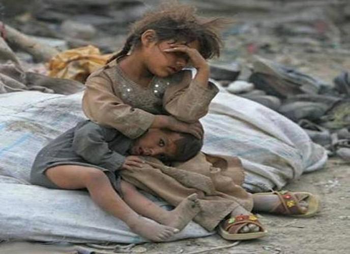 Nhoi long tham canh cua tre em Syria do khung hoang luong thuc-Hinh-11
