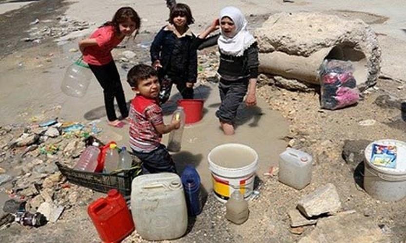 Nhoi long tham canh cua tre em Syria do khung hoang luong thuc-Hinh-8