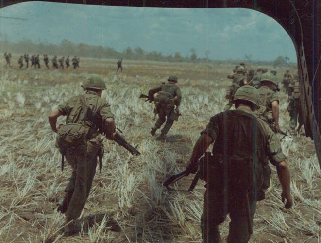 Chum anh mau hiem hoi ve Chien tranh Viet Nam-Hinh-10