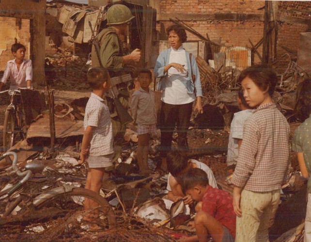 Chum anh mau hiem hoi ve Chien tranh Viet Nam-Hinh-11