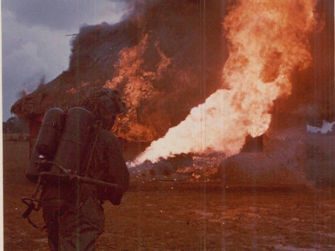 Chum anh mau hiem hoi ve Chien tranh Viet Nam-Hinh-3