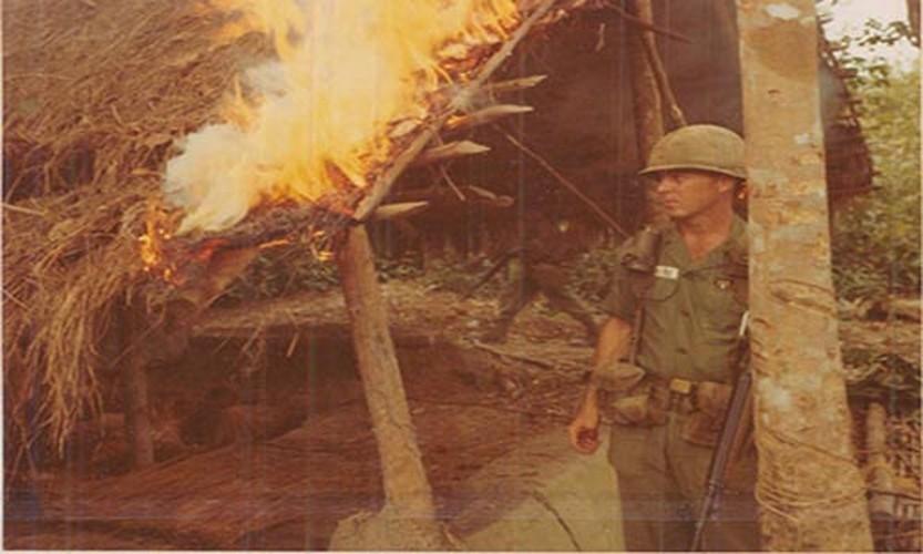 Chum anh mau hiem hoi ve Chien tranh Viet Nam