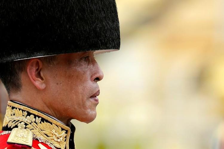 Hinh anh xuc dong trong ngay hoa tang co Quoc vuong Bhumibol-Hinh-8