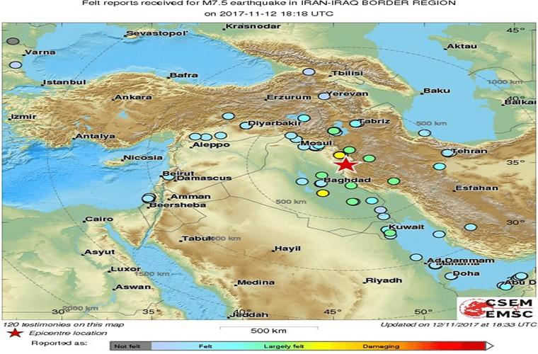 Sieu dong dat kinh hoang o Iran-Iraq, hon 1.140 nguoi thuong vong-Hinh-3