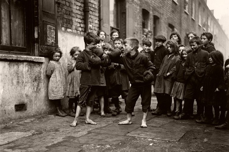 He mo cuoc song o London hoi thap nien 1920-Hinh-3