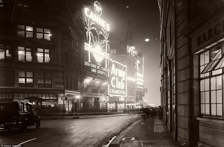 He mo cuoc song o London hoi thap nien 1920