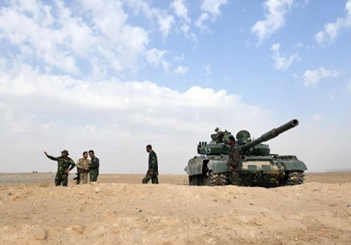 Anh: Quan doi Syria chuan bi tong tan cong tai Idlib-Hinh-3