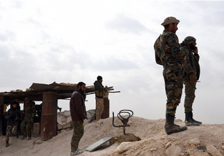 Anh: Quan doi Syria chuan bi tong tan cong tai Idlib