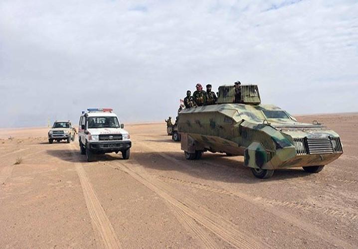 Phien quan IS dai bai, Quan doi Iraq thang lon o vung Al-Jazeera-Hinh-6