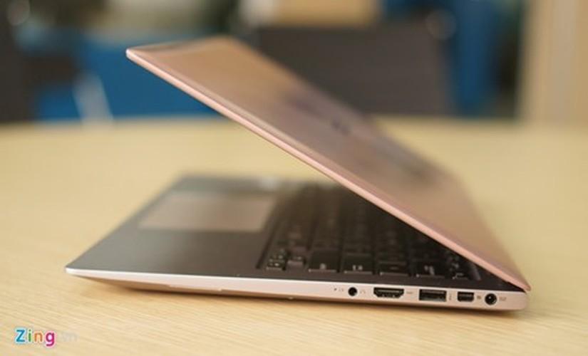 Can canh laptop mau vang hong dau tien tai Viet Nam-Hinh-5