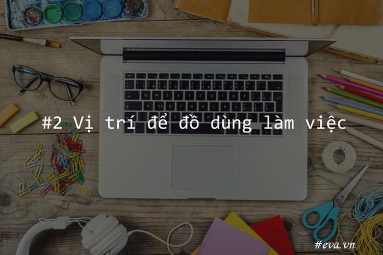 Bai tri ban lam viec theo phong thuy cho su nghiep hanh thong-Hinh-5
