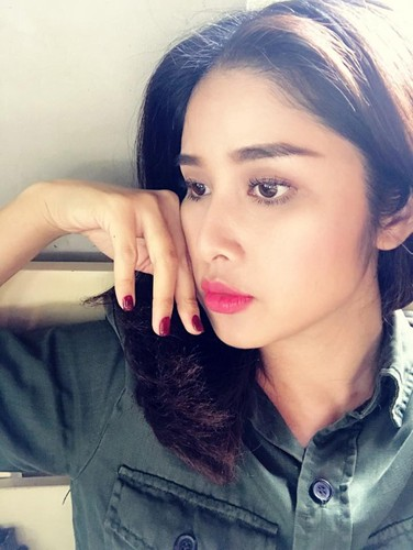 Thao Trang dep hon du vuong no nan sau ly hon-Hinh-13