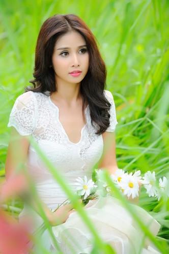 Thao Trang dep hon du vuong no nan sau ly hon-Hinh-14