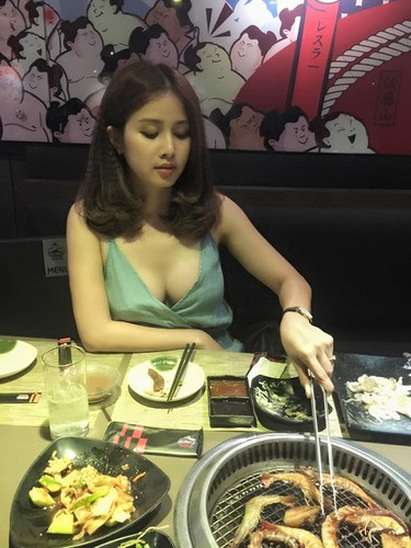 Thao Trang dep hon du vuong no nan sau ly hon-Hinh-4