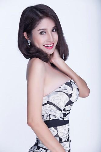 Thao Trang dep hon du vuong no nan sau ly hon-Hinh-7