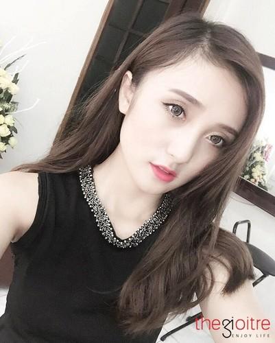 Ngam co nang 9X Tuyen Quang xinh nhu bup be-Hinh-2