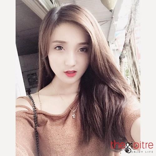 Ngam co nang 9X Tuyen Quang xinh nhu bup be-Hinh-3