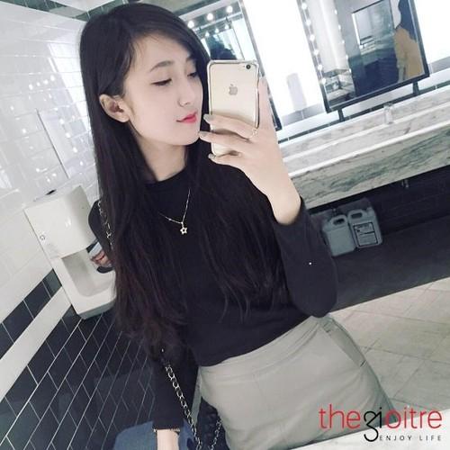 Ngam co nang 9X Tuyen Quang xinh nhu bup be-Hinh-8
