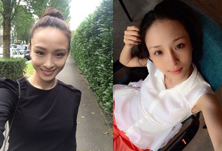 Bo lop trang diem, Truong Ho Phuong Nga co con xinh dep?-Hinh-7