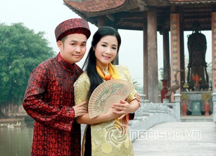 Nhung sao Viet mai bi nham tuong la vo chong, tinh nhan-Hinh-3