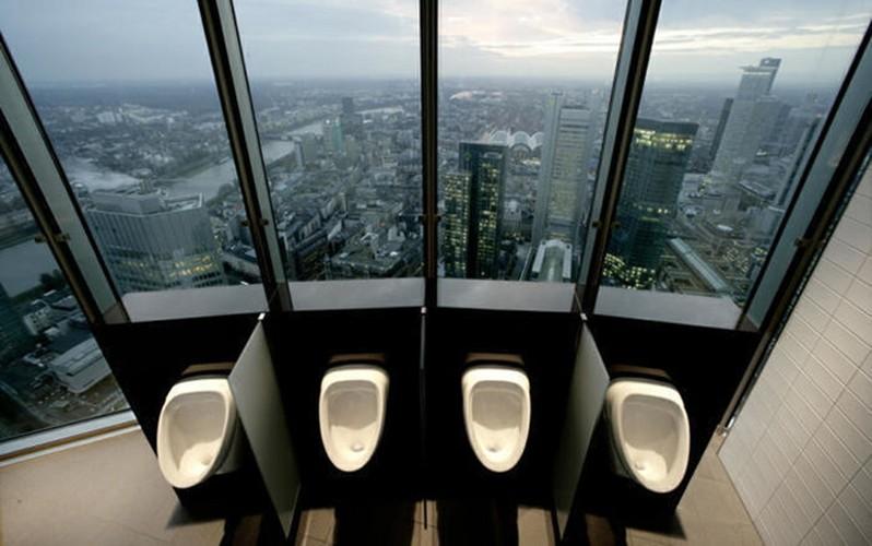 Nhung kieu toilet hiem co kho tin nhat qua dat