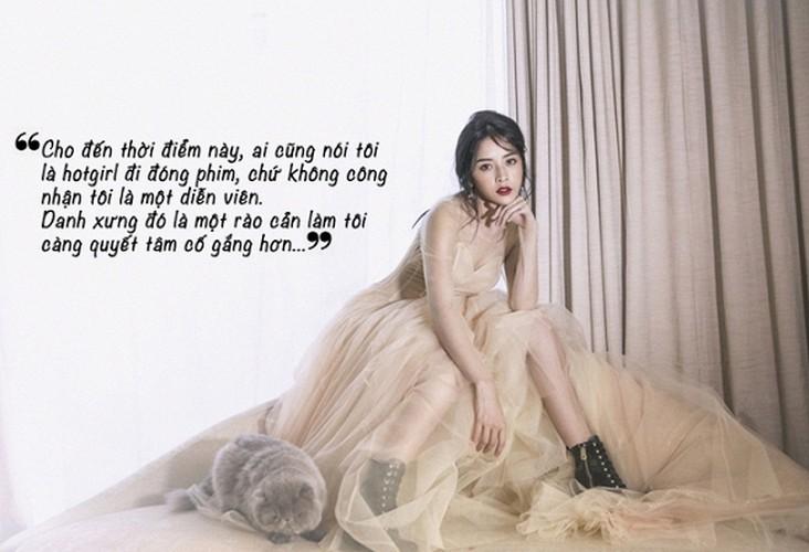 "It ngo Chi Pu lai co nhung phat ngon ""cung nhu da"" the nay!"