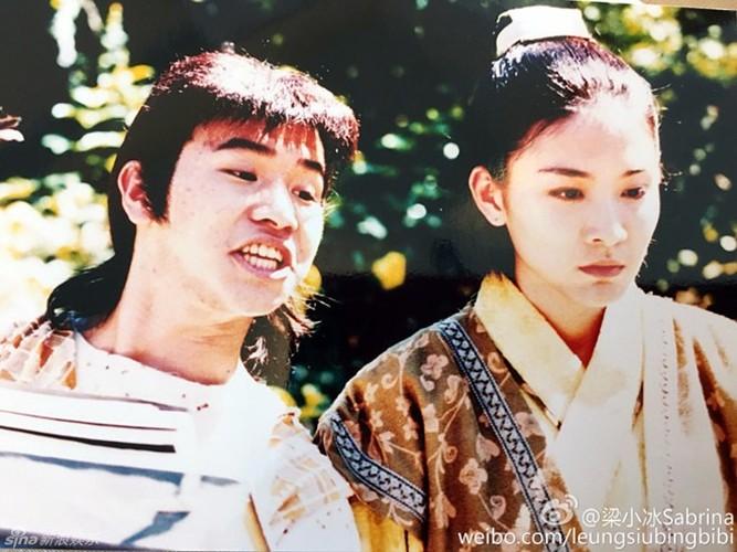 """Anh hau truong """"Luong Son Ba, Chuc Anh Dai"""" 17 nam truoc-Hinh-10"""