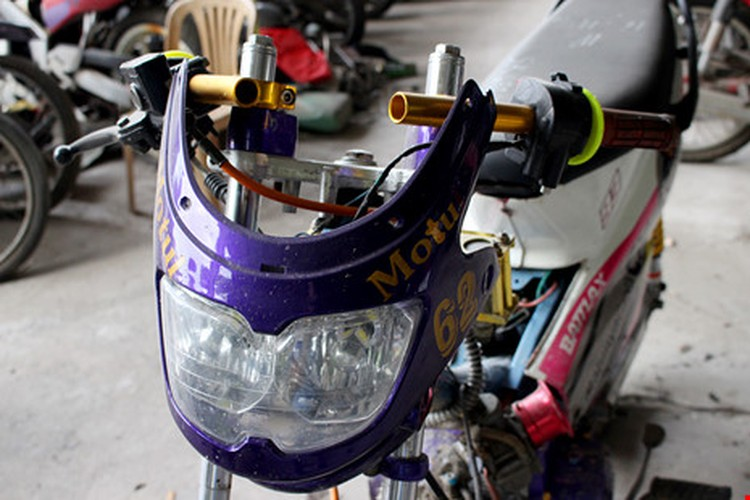 "Hoang hon voi hinh thu ""quai di"" phuong tien dua xe trai phep-Hinh-8"