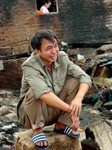 Anh: Xom chai tan hoang sau vu chay hon 40 can nha o Nha Trang-Hinh-9